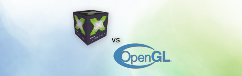 OpenGL vs DirectX: The War Is Far From Over – RasterGrid Blogosphere